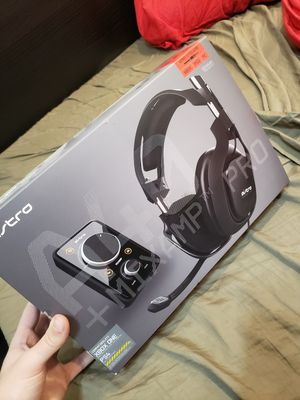 Astro A40 MixAmp Pro Gaming Headset for Sale in Purcellville, VA