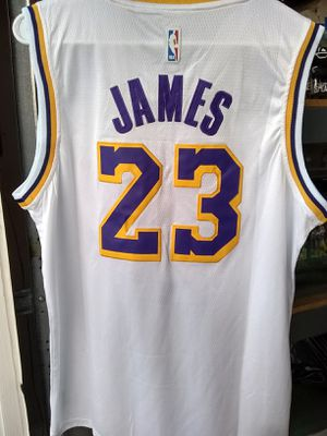 c6d93e64a756 New and Used Lakers jersey for Sale in Downey