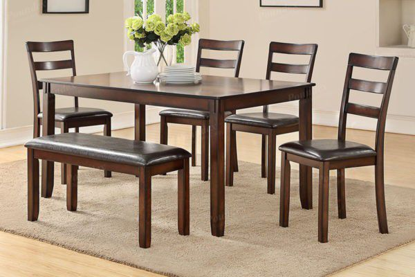 Brand New 6pc Dining Table Set