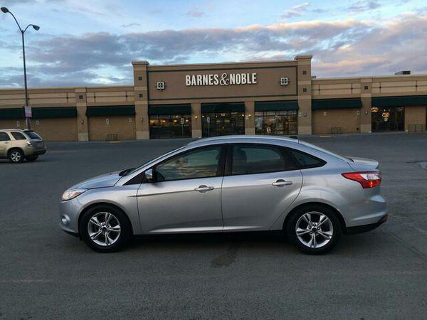 2014 ford focus 46000 miles