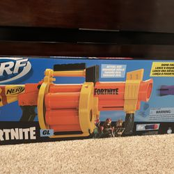 Nerf Fortnite Gun  Thumbnail