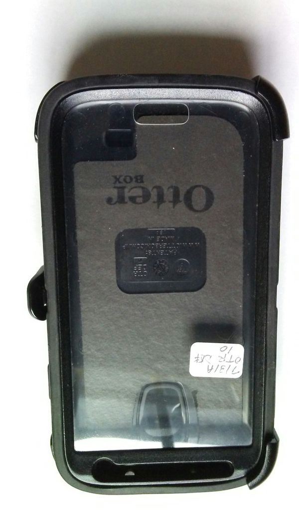 pretty nice 055fd e324d Like new Otterbox case & holster/clip for Samsung Galaxy S4 Black Otterbox  Defender Fitted Case W/ Holster & Clip for Sale in Pinellas Park, FL - ...