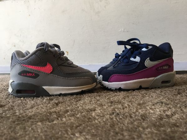 7b312021453b Lightly Used Toddler Air Max 4c for Sale in Vernon