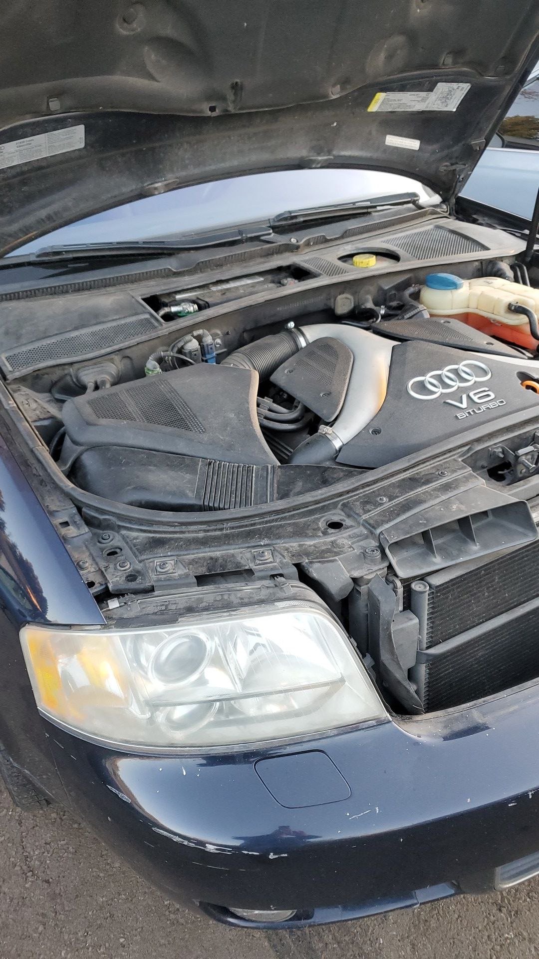 04 Audi a6 2.7t quattro parts