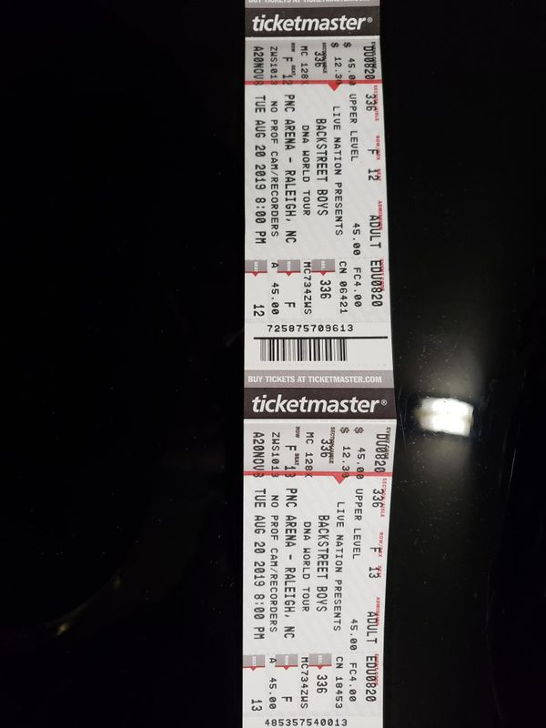 New and Used Tickets for Sale in Easley, SC - OfferUp