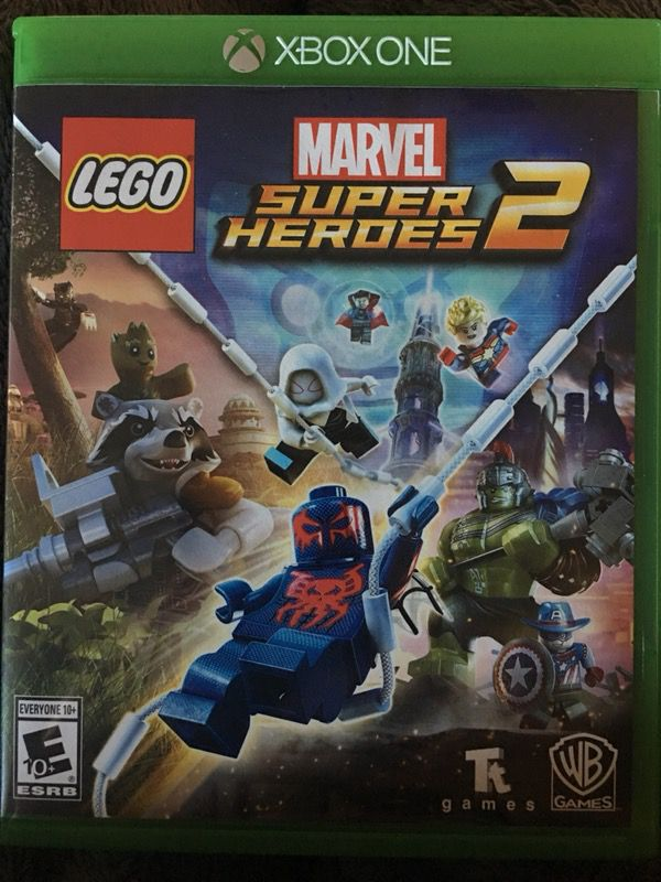 Lego Marvel Super Heroes 2 Xbox One For Sale In Napavine Wa Offerup