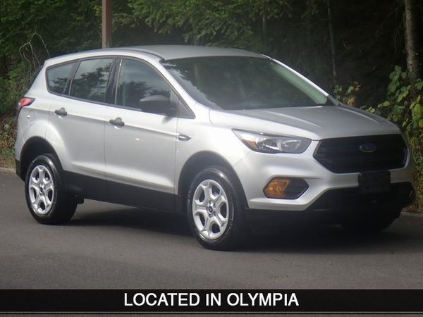 Olympia Auto Mall >> 2018 Ford Escape for Sale in Olympia, WA - OfferUp