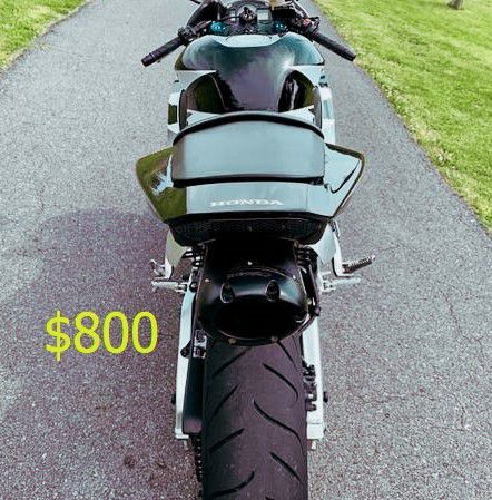 Photo For Sale2015 Honda CBR 600RR $800 Runs and drives