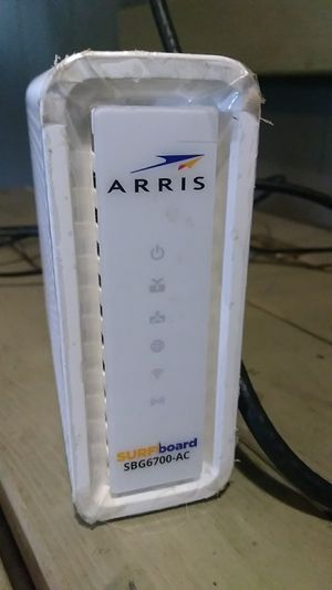 Router Modem arris surfboard for Sale in Puyallup, WA