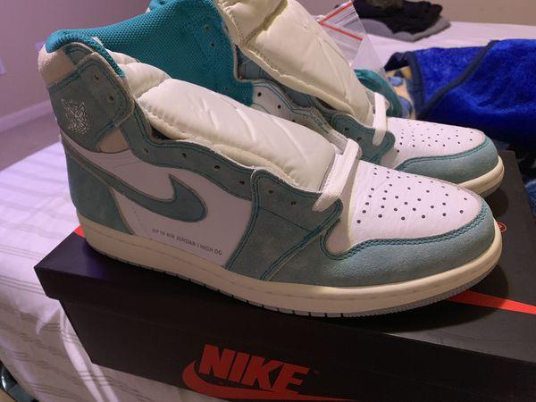 Nike Air Jordan 1 Turbo Green 10.5 for Sale in Seattle, WA