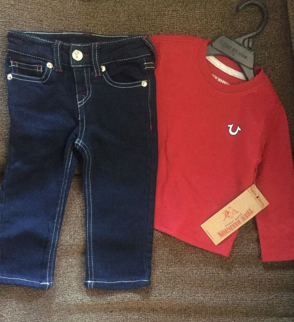 4ef1367cf True religion infant set for Sale in Stockton, CA - OfferUp