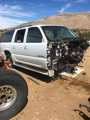 2001 gmc Denali parts for Sale in Apple Valley, CA