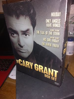 THE CARY GRANT DVD BOX SET for Sale in Lathrop, CA