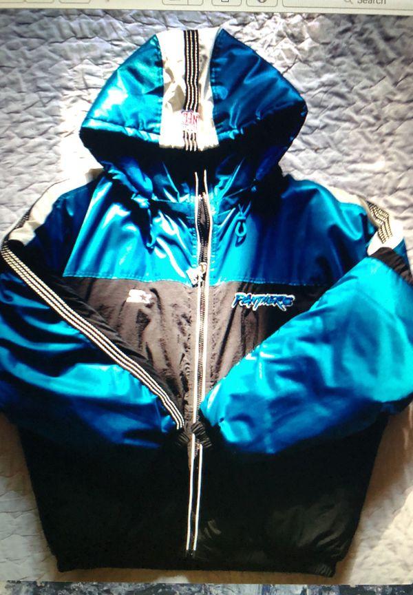 2ab5400b Vintage Carolina Panthers Starter Coat-XL for Sale in Decatur, GA ...