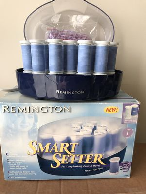 Remington Smart Setter For long-lasting curls and Waves for Sale in Los Angeles, CA