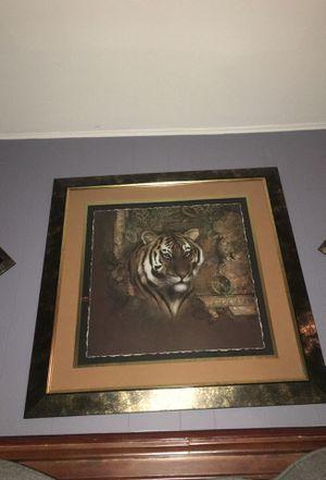 Tiger Portrait for Sale in Alexandria, VA