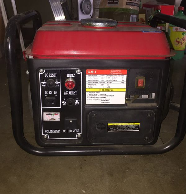 Small generator 12 v for Sale in Fontana, CA - OfferUp