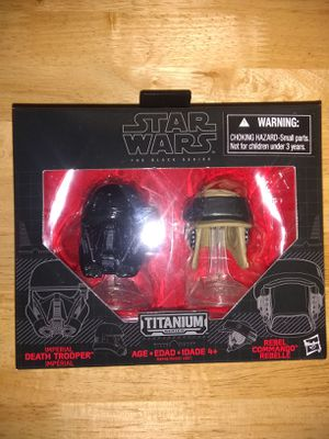 Star wars titanium death trooper for Sale in Lynchburg, VA