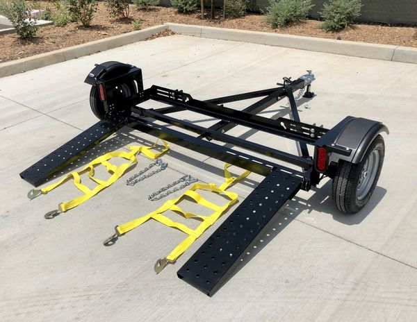 Toyota Tacoma Towing Capacity >> Car tow dolly stand up for storage car dolly BLACK FRIDAY SPECIAL for Sale in Chula Vista, CA ...