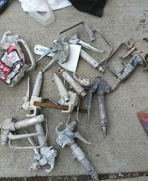Miscellaneous spray guns $25 each for Sale in Seattle, WA