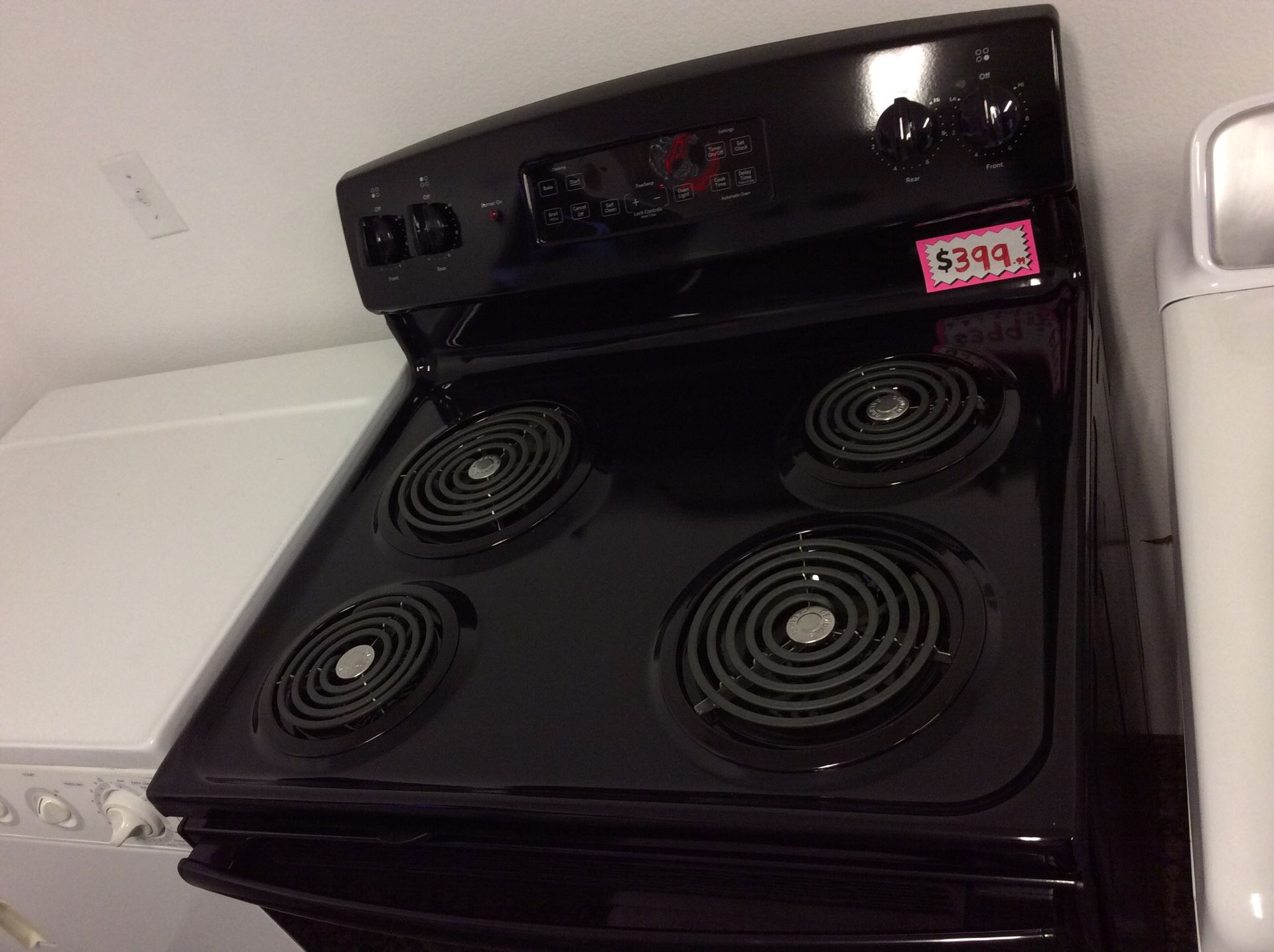 🚨Out the box 🚨 Electric Stove