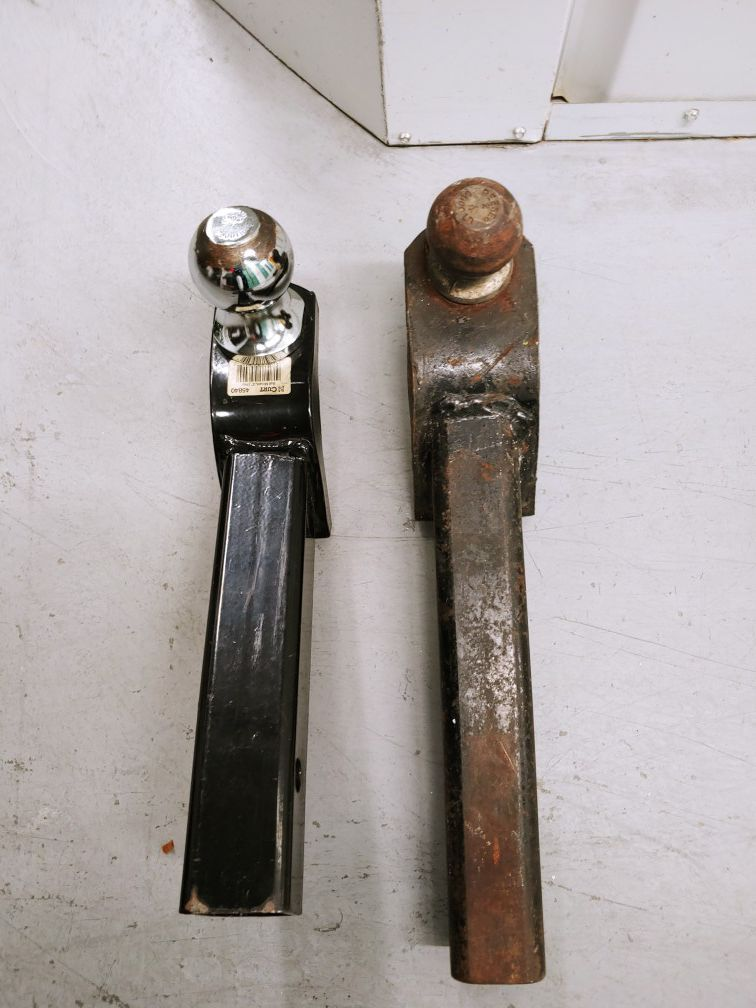2 - Ball and Hitch Connector