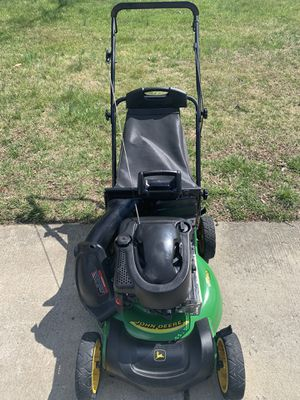 Photo John Deere JS60 PUSH Lawn Mower