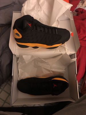 Jordan 13s size 11.5 never worn $150 for Sale in Fort Washington, MD