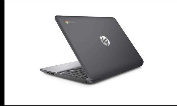 HP Chromebook 11 Intel N3060 4GB 16GB 11 6