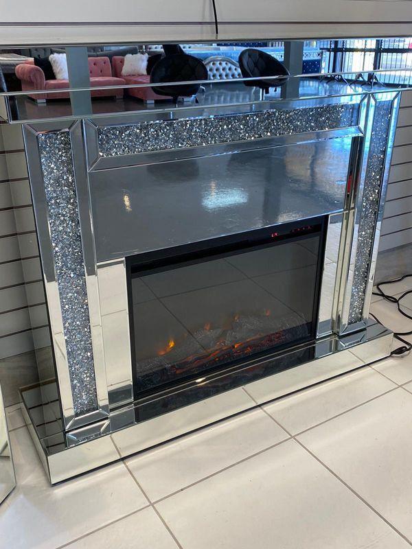 Fire place w heat