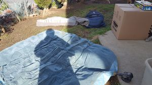 4 Air mattresses different sizes.queen high for Sale in Los Angeles, CA