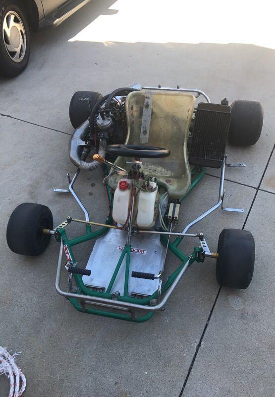 80cc Honda CR-80 shifter kart for Sale in Glendale, CA - OfferUp