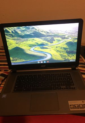 Chrome acre chrome book 15 and Apple Watch for Sale in Tampa, FL