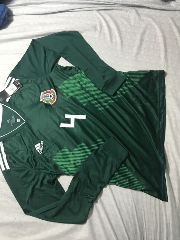 ca166f8270e Mexico home jersey long sleeve adidas nike for Sale in Lanham
