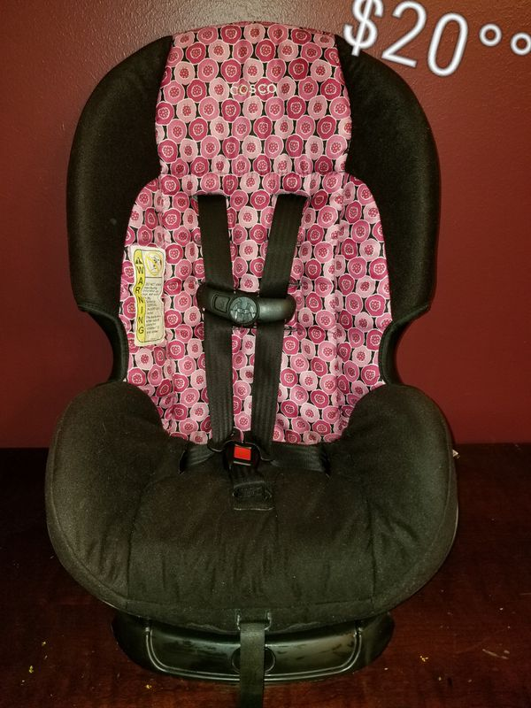 Cosco Black And Pink Car Seat Expire 2022 35lb For Sale In Cypress TX