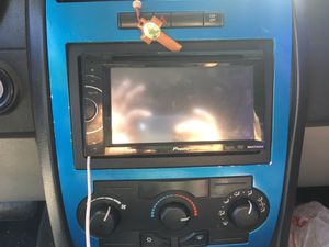Touch screen Pioneer 7 inch video player for Sale in Dallas, TX
