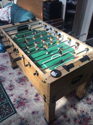 American Legend Air Hockey Table For Sale In Houston TX OfferUp - Foosball table houston