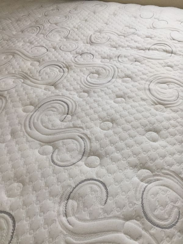 King Size Mattress Icomfort By Serta Box Springs Included