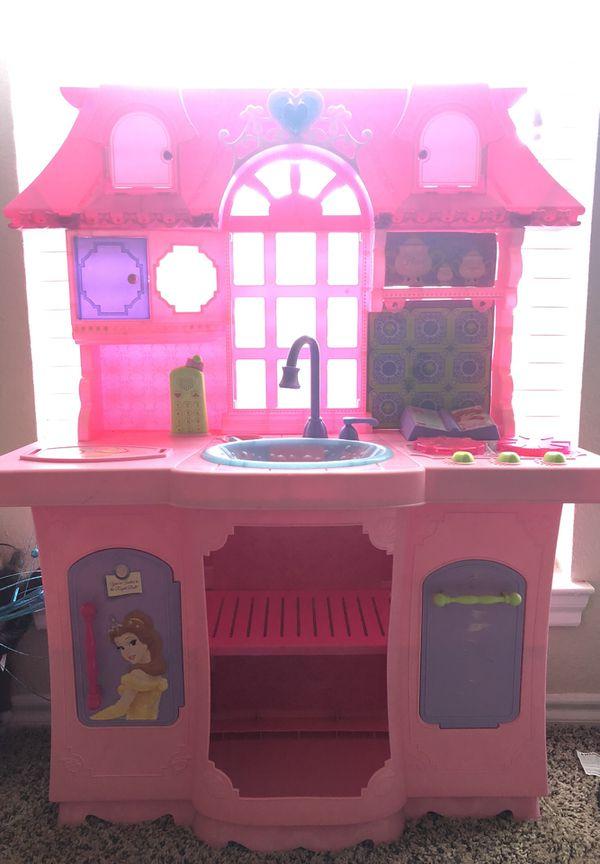 Disney Princess Kitchen Set For Sale In Frisco Tx Offerup