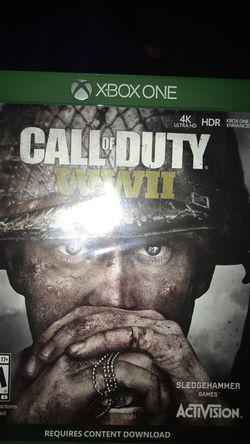 Call of duty ww2 Thumbnail