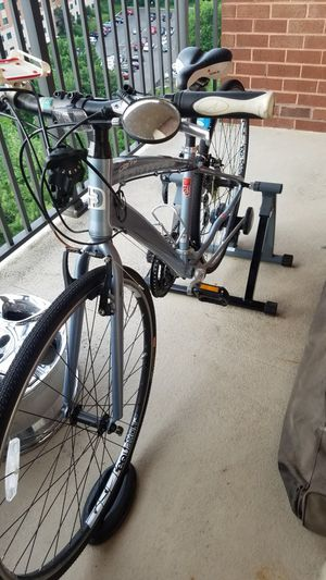 Bike trainer $45 price lowered (bike not included) for Sale in Arlington, VA
