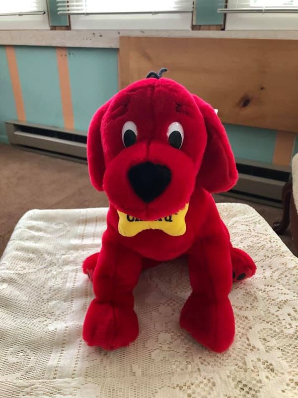 """Clifford The Big Red Dog 14"""" Plush for Sale in Harrisburg ..."""