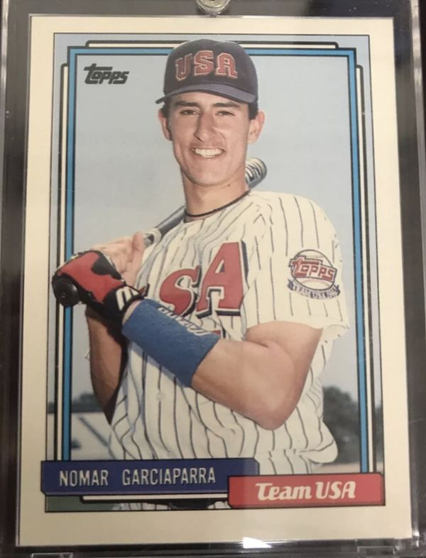 1992 Topps Nomar Garciaparra Rc Rookie Card 39t Plus 2 Sp Future Gems For Sale In Garden Grove Ca Offerup