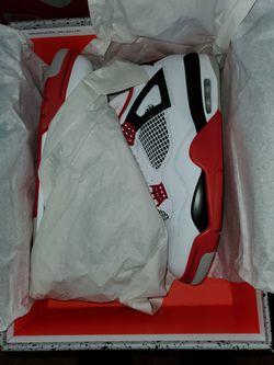 Jordan 4 Fire Red Sz 12 $300 Thumbnail
