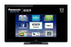 "Panasonic tc-p65vt30 65"" Plasma HDTV 3D for Sale in Alexandria, VA"