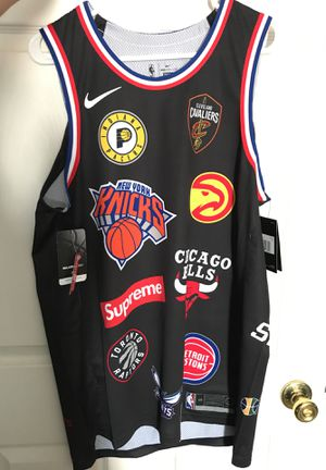 827b92d4f04 New and Used Supreme jersey for Sale in Palmdale, CA - OfferUp