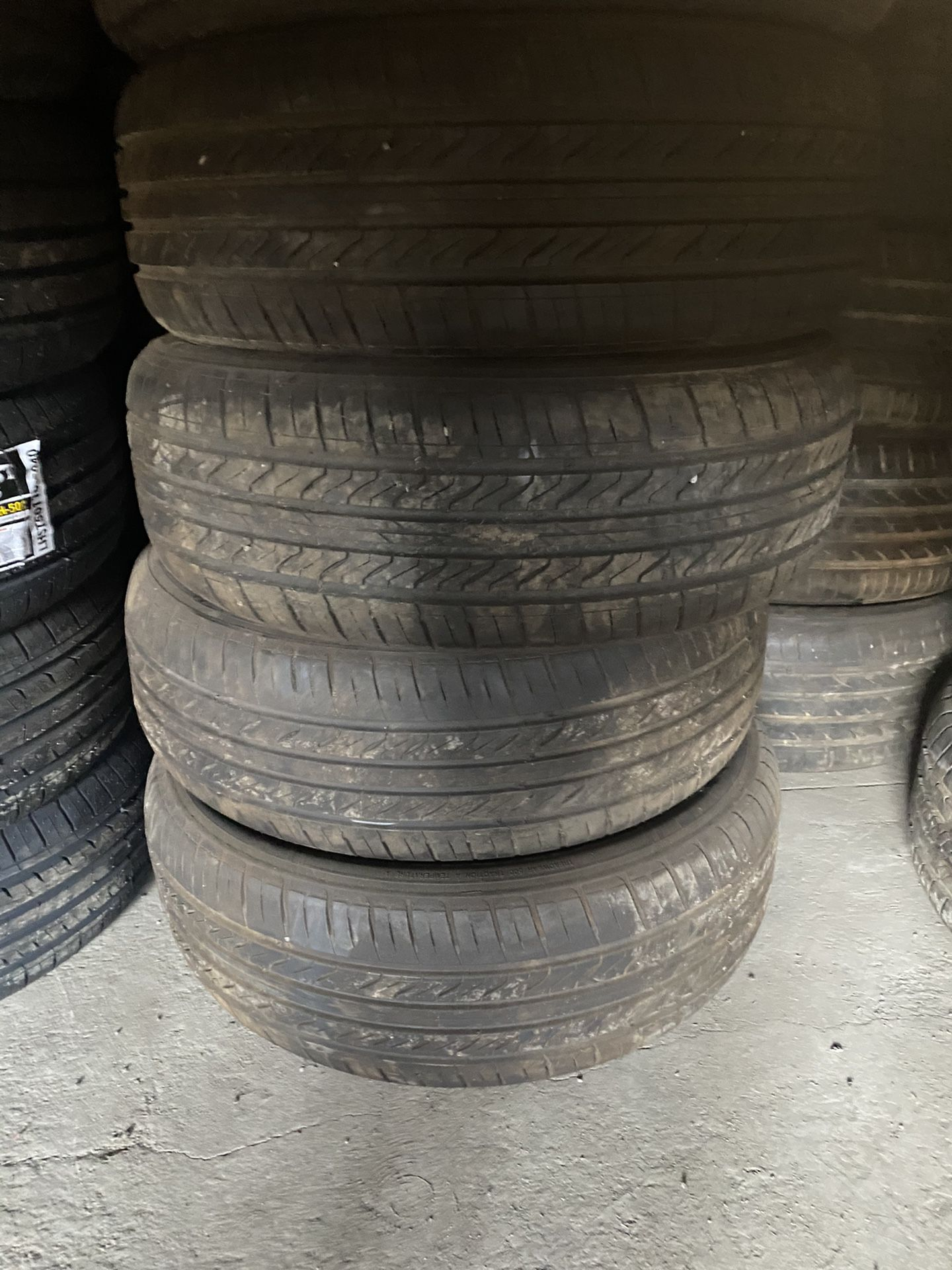 Used tires.... 215/65r15
