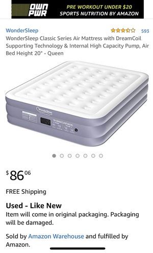quality design 4e942 60797 New and Used Air mattresses for Sale in Pomona, CA - OfferUp