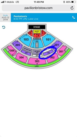 Pentatonix tickets for Sale in Manassas, VA