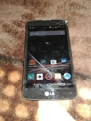 LG phone  Boost Mobile for Sale in Phoenix, AZ - OfferUp